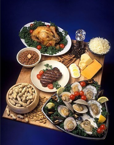increase zinc naturally