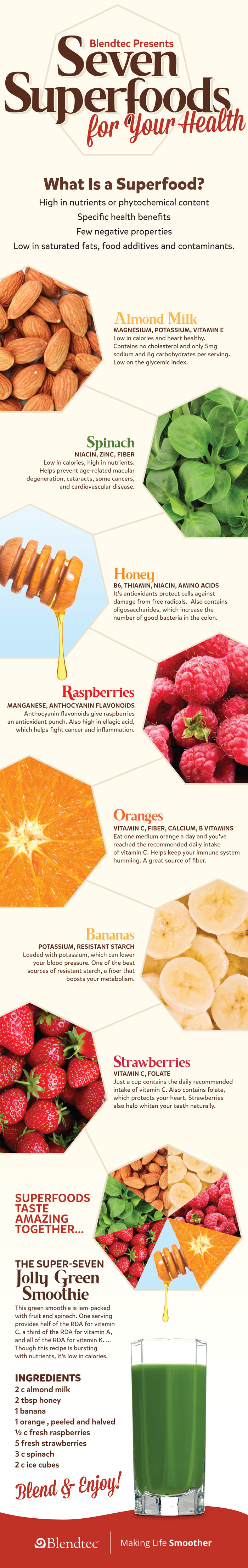 Healthy foods that you should indulge in infographic