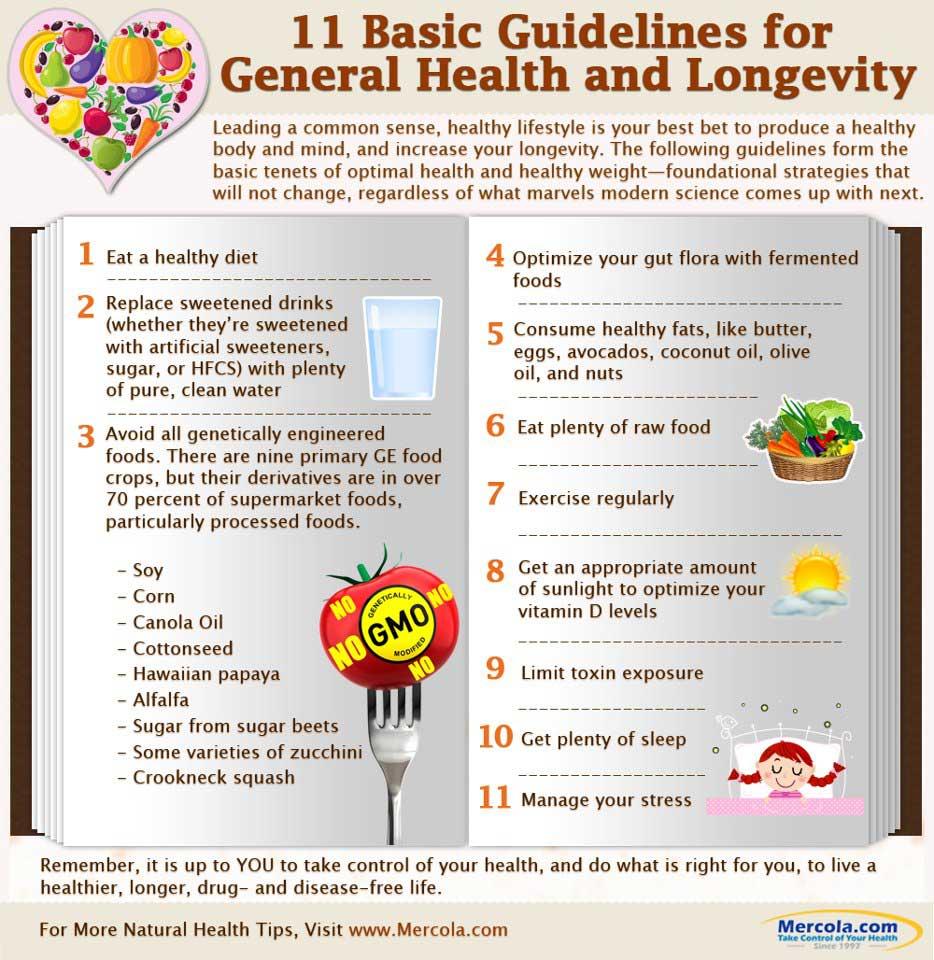 11 Secrets to Life's Longevity Mystery