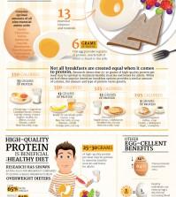 Healthy Breakfast Infographic