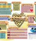 Vitamin D Map Infographic