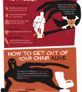 Is Sitting Killing You? Infographic