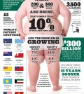 The World Is Fat Infographic