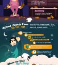 Secret Tips To Sleep Better Infographic