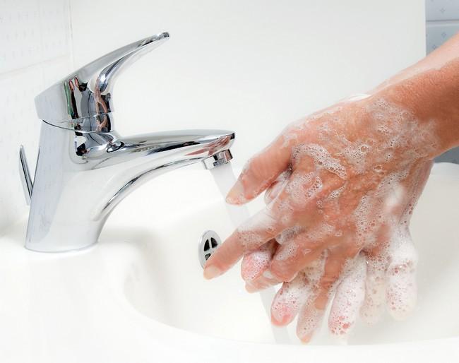Wash Hands.