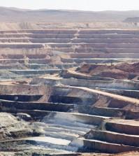 Desert Strip Mine