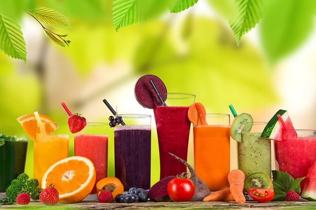 fruit and vegetable detox healthy fresh fruit juice recipes