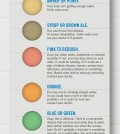 What Color Of Your Pee Is Dangerous Infographic