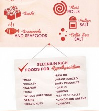 12 Foods To Eat When Having Hypothyroidism Infographic