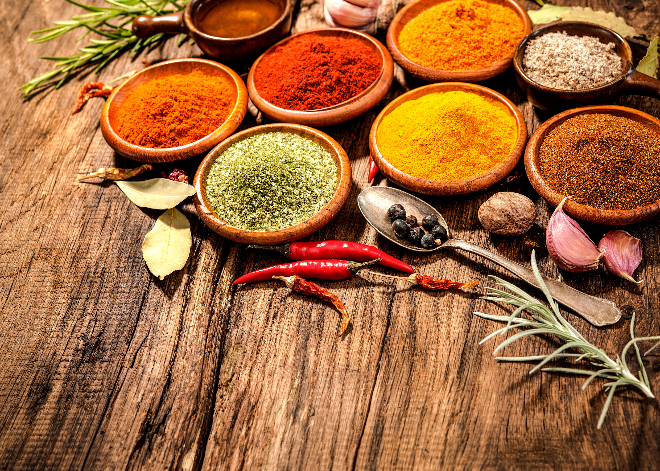 12 Superior Herbs And Spices To Fight The Battle Of The Bulge