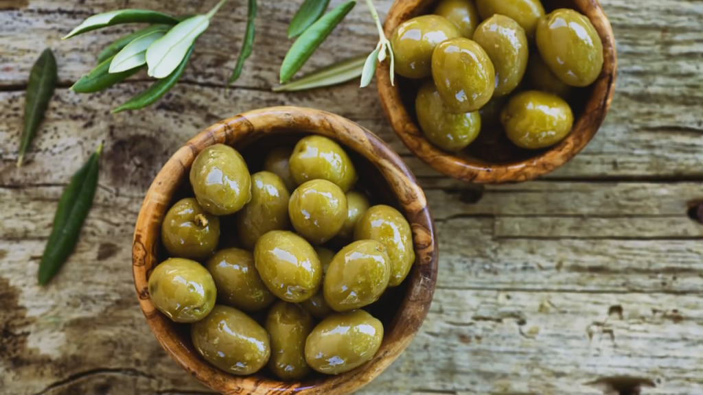 Excellent Reasons To Eat More Olives Video