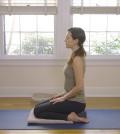 The Hero Pose: Master The Basic Seated Yoga Asana Video
