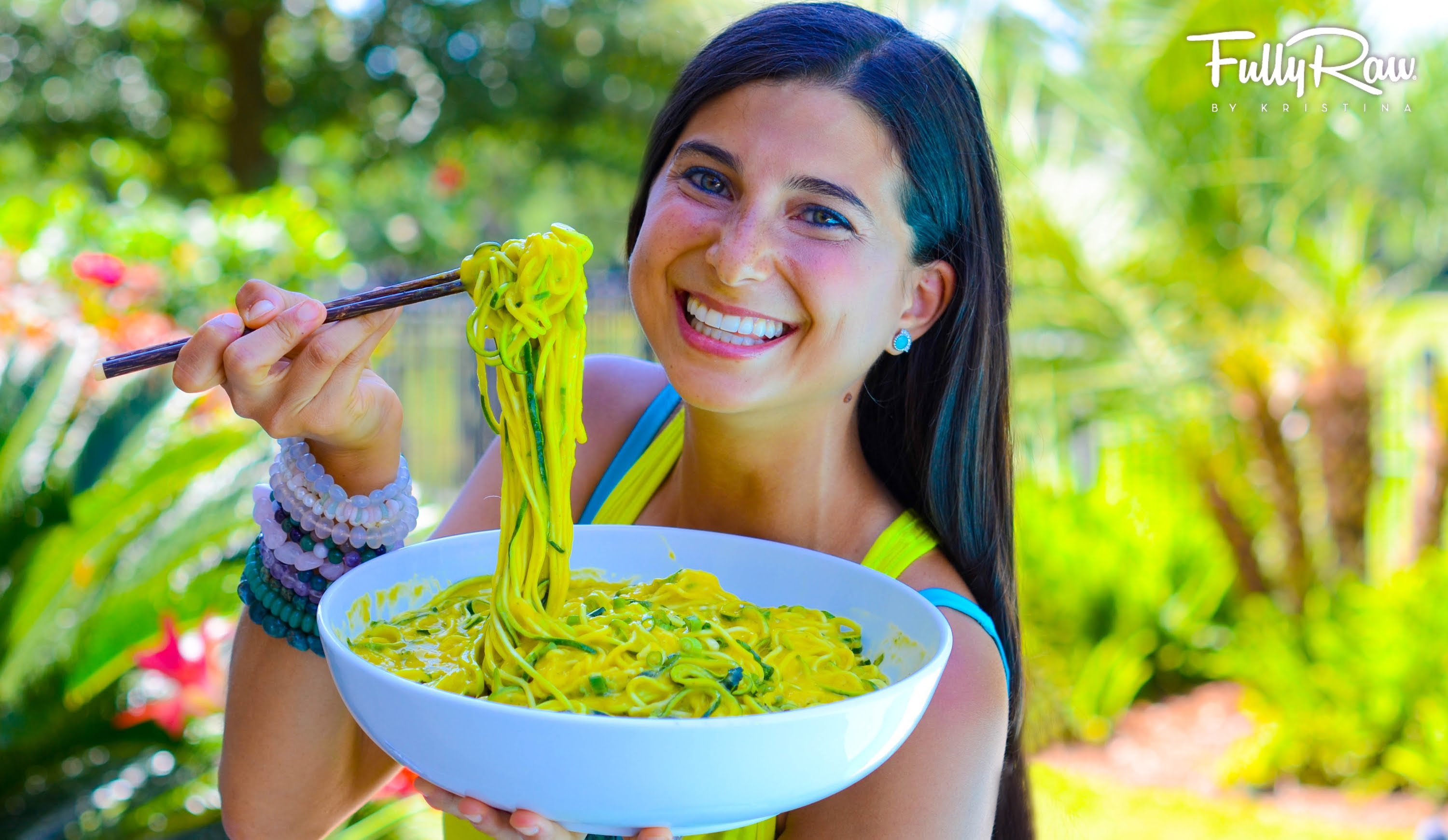 Youre going to love this fully raw mango avocado noodle salad youre going to love this fully raw mango avocado noodle salad recipe video forumfinder Image collections