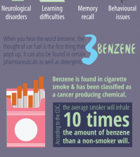 These Toxic Chemicals Can Be Dangerous For Your Brain Health Infographic