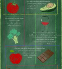 The Most Powerful Food Combinations For Excellent Health Infographic