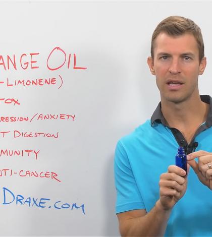The Unbelievable Benefits Of Orange Essential Oil Video