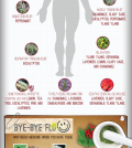 Common Illnesses And Their Essential Oil Solutions Infographic
