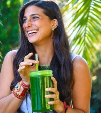 Perfect Green Juice Recipe For Overcoming Holiday Sickness Video