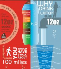 Why Should You Drink Water Instead Of Soda? Infographic