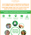 Without Pills: How To Reduce Pain Naturally Infographic