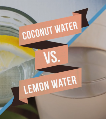 Lemon Water Or Coconut Water: Which One Is Better For Your Health? Video