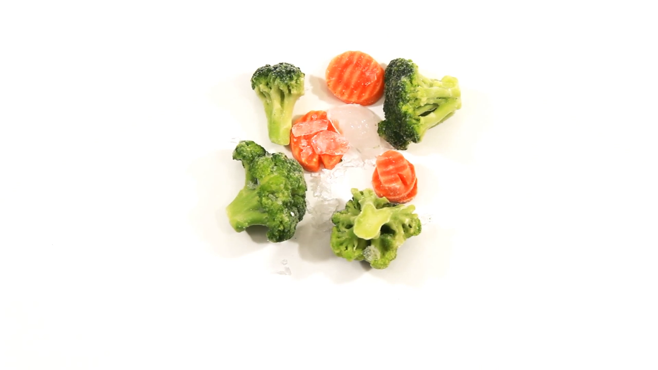 fresh food vs canned or frozen food Fruits and vegetables are good-for-you foods — no matter what form they take — fresh, frozen, canned or dried.