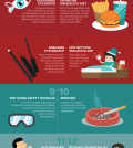 15 Ways You're Damaging Your Eyesight Without Realizing It Infographic