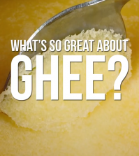 What Is Ghee And Why Is It So Great? Video