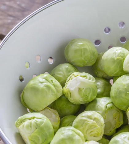 Brussels Sprouts: They Are Small But Powerful Video