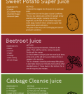 Veggie Juice Recipes To Quickly Load On Vitamins Infographic