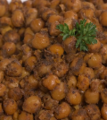 Your New Healthy Snack: Fried Chickpeas Recipe Video