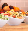 3 Quick And Healthy Quinoa Salad Recipes Video