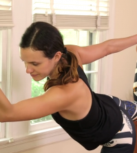 Give Yourself A Powerful Confidence Boost With This Yoga Practice Video