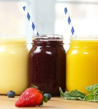 5 Homemade 2-Ingredient Slushies For Healthy Summer Sips Video