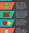 Top 12 Healthy Foods That Can Improve Your Mood Infographic