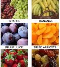 Getting Iron From Fruits? Here Is How Infographic