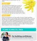 Benefits Of Ylang Ylang Essential Oil For Your Health, Mood And Energy Infogrpahic