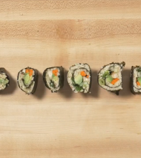 Quick And Easy Alternative Sushi Recipe For Vegans Video