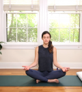Yoga Practice For Migraines And Headaches Video