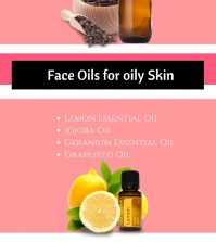 20 Face Oils For Every Skin Type: Which One Is Right For You? Infographic