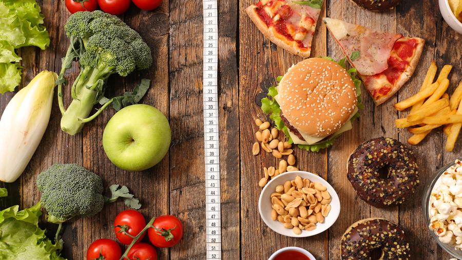 junk food or health food