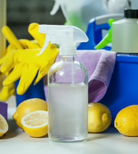 Homemade Toxin-Free Household Cleaner Recipe Video