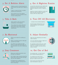 Waking Up Early Is Easy With These 10 Effortless Tricks Infographic