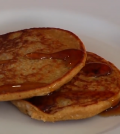 Learn How To Make High Protein Pumpkin Pancakes Video