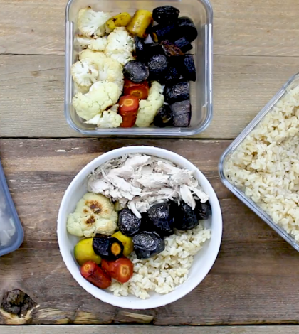 Healthy Meal Prep Basics For Beginners Video