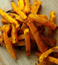 Your Perfect Fall Snack: Oven Baked Pumpkin Fries Video