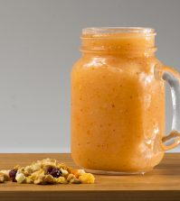 Fall Inspired Breakfast - Apple Pie Smoothie Video