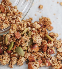 Healthy Granola Recipe And 5 Ways To Serve It Video
