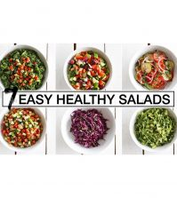 7 Healthy And Easy To Make Salads For Each Day Of Your Week Video