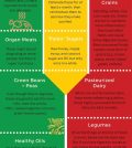 The Ultimate Paleo Diet Food List Infographic